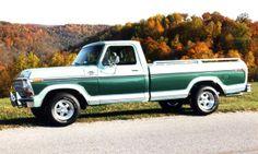 15. 1973 – 1979 Ford Trucks
