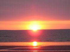 Sunset - Darwin - Northern Territory - Australia - photo taken 10 years ago....all natural colour