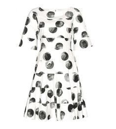 Dolce & Gabbana Polka Dot Cotton Dress - off, found on sale for Dolce & Gabbana, Stefano Gabbana, Luxury Dress, Luxury Fashion, Womens Fashion, Rock, Designing Women, Cotton Dresses, Dresses For Sale