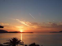 sunrise over puerto pollensa