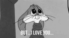 Las etiquetas más populares para esta imagen incluyen: love, sad, bunny y black and white