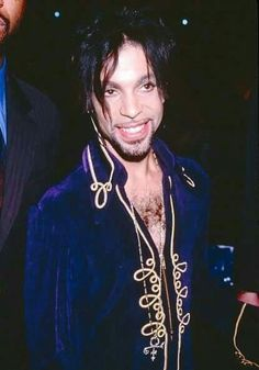 Prince --- Such a beautiful smile