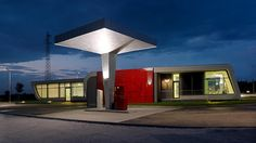 8 | 9 Gorgeous Gas Stations Throughout History | Co.Design | business + design