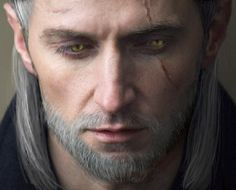 The witcher by Liberacco.deviantart.com on @DeviantArt