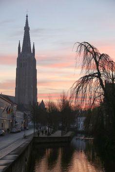 Primärfarben: Flandern - Brügge