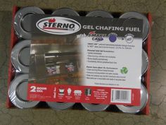Camping Kitchen :Sterno Gel Crafing Fuel 2 Hour 24 Count *** Quickly view this special outdoor item, click the image : Camping Kitchen Camping Stove, Camping Gear, Camping Kitchen, Stove Accessories, Gelato, Counting, Image Link, Outdoors, Shtf