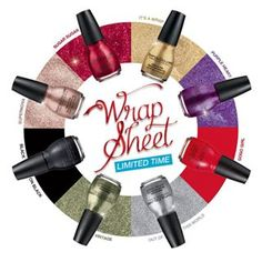 #HolidayGiftGuide: SinfulColors #reviewwireguide #manicure