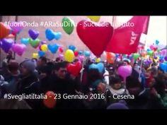 #ARaSuDiTu #SvegliatiItalia  A Cesena Succede di Tutto