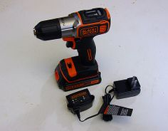 Promoted Content:  BLACK+DECKER 20V MAX* Lithium Cordless Drill with AutoSense Review
