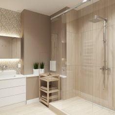 Bathroom interior design, shower room