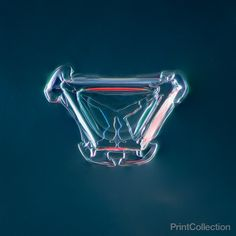 Irregular Plate Snowflake