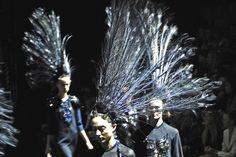Details at Louis Vuitton Spring-Summer 2014 Fashion Show #PFW #RTW #SS14 #LouisVuitton #LV #LVMH via WWD.com