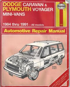 Haynes hyundai elantra 1996 2001 auto repair manual things to haynes manuals haynes dodge plymouth and chrysler mini vans caravan voyager and town and country by john haynes and haynes publications staff fandeluxe Images