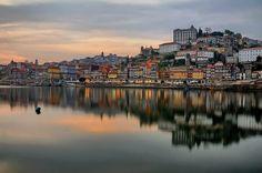 Reflexos do Porto  César Vega