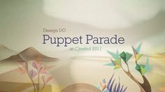 Puppet Parade - Interactive Kinect Puppets on Vimeo