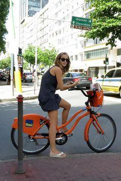 Rio Cycle Chic by Mikael Colville-Andersen, via Flickr