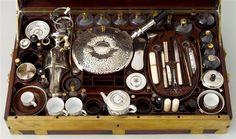 Marie Antoinette's Traveling Tea Set