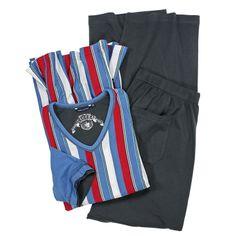 Übergrößenschlafanzug von Ceceba bis 10 XL #Schlafanzug