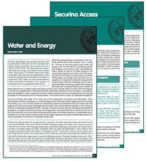 World Water Day 2014: Documents and Information Resources