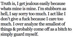 excuse the bad language...but this pretty much sums me up.