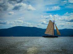 ...sailing the Hudson