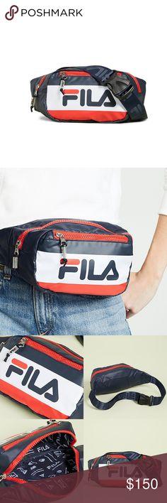 9a95a530742 Fila waist bag Nwt. Sold out piece Fila Bags Crossbody Bags Heuptasje,  Designerhandtassen