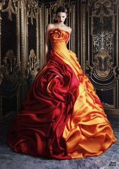 Dress Rami-Kadi-Couture-Collection-For-Spring-Summer-2013-1
