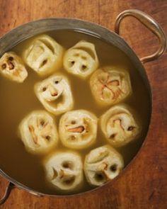 shrunken heads cider: All Soul's Day!