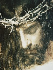 The Dynamic of Prayer with Baroque Sacred Art – Why the Style of the Painting Makes You Pray Well Images Du Christ, Pictures Of Jesus Christ, Catholic Art, Religious Art, La Passion Du Christ, Jesus Painting, Jesus Face, Baroque Art, Prophetic Art