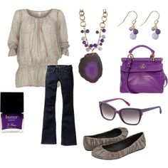 purple by tfm106 on Polyvore