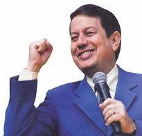 Romildo Ribeiro Soares O Silvio Santos do Evangelho. Imagem Integrante do Blog O Rescator