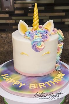 17 Awesome Birthday Cakes For Kids