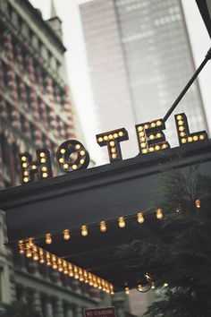 NYC Hotel by LA photographer Rick Poon à la mode summer leave New York Dance, Hotel Signage, Restaurant Signage, Lettering, Typography, Corporate Design, Hotel Secrets, Grande Hotel, A New York Minute
