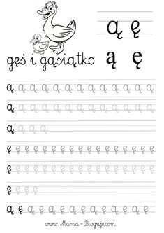 SZABLONY DO NAUKI PISANIA - 🇵🇱 POLSKIE LITERKI - CZ.3 - DO POBRANIA Handwritten Letters, Montessori Materials, Toddler Learning, Hand Lettering, Classroom, Improve Handwriting, Speech Language Therapy, Literature, Gaming