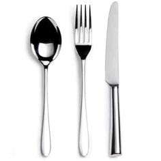 David Mellor's Pride, stainless steel cutlery.