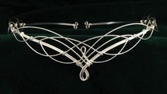 Elven Circlet, Crown, Wedding Circlet, Medieval Headdress | eBay