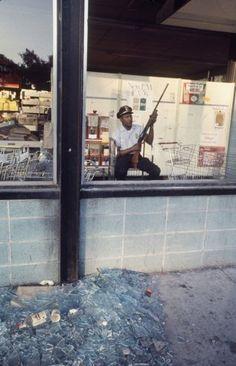 Detroit Riots. 1967.