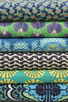 Lark  by Amy Butler    6  Fat Quarters Bundle  by southernfabric, $13.49