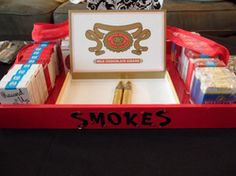 Tray for a Cigarette Girl- Candy Cigars and Cigarettes Girl Costumes, Costume Ideas, Cigarette Girl Costume, Desert Table, Candy Buffet, Gatsby, Cigars, Pipes, Holiday Ideas