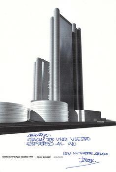 CONCURSO para JAVIER CARVAJAL FERRER Architectural Firm, Architects
