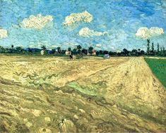 The Ploughed Field 1888