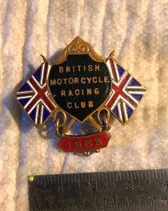 "http://motorcyclespareparts.net/original-1963-british-motorcycle-racing-club-button-hole-badge-excellent-bsa/ORIGINAL 1963 ""BRITISH MOTORCYCLE RACING CLUB"" BUTTON HOLE BADGE-EXCELLENT-#BSA"