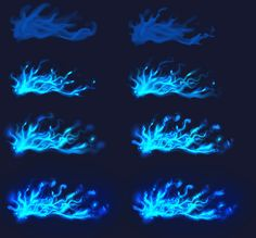 Blue magic - tutorial by ryky on deviantART via PinCG.com