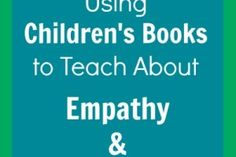 childrens books about empathy and grief
