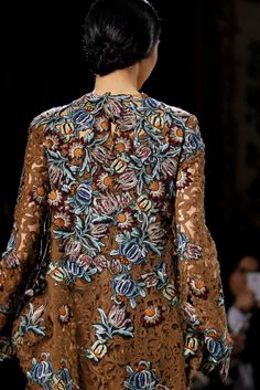 Valentino | Spring 2014 Couture