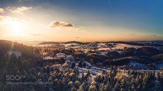 Wintersun (HatCat Photography / Weinheim / Germany) #FC220 #landscape #photo #nature