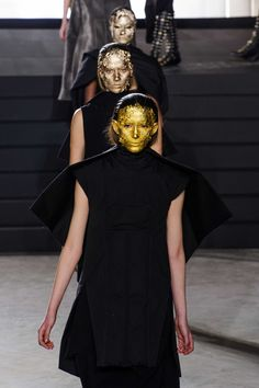 Lanvin, Carven, Rick Owens: The Best Things We Saw on Day 3 of Paris Fashion Week. Sorry, no boobs today.