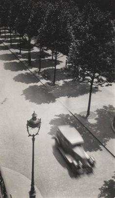 Dora Maar - Untitled (Car and Lamp Post) Dora Maar, Artistic Photography, Street Photography, Art Photography, Vivian Maier, Pablo Picasso, Portraits, French Photographers, Man Ray