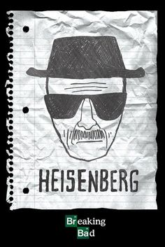 Breaking Bad - Heisenberg Wanted - Official Poster