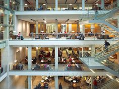 Welcome to Academic Library Building Design: Resources for Planning. Click on picture for additional information.